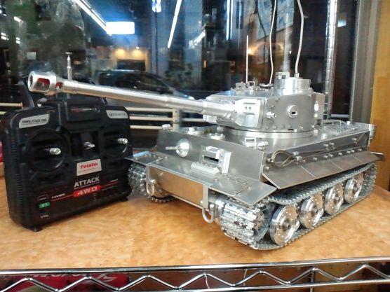 RCアルミ戦車